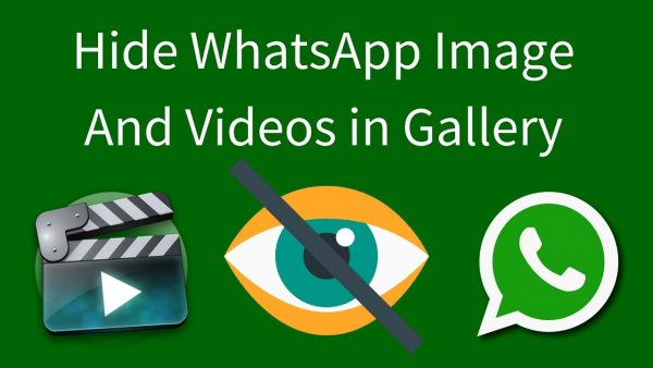 how to hide whatsapp photos and videos from gallery iphone
