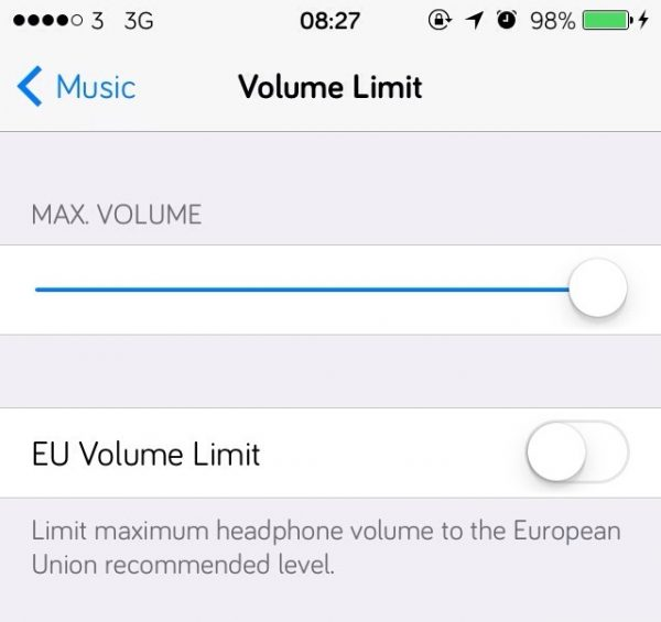 iPhone speakers quiet and low volume sound too, how to fix