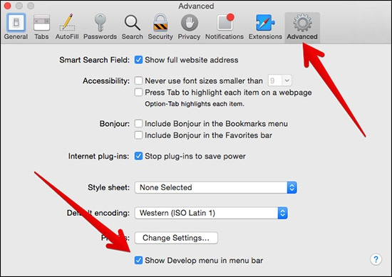 Clear safari cache on iPhone iPad Mac os and cookies, how to