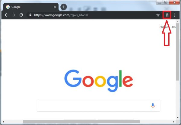 Incognito mode google Chrome, Firefox and Edge, turn on off