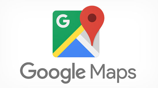 Measure distance google maps app iPhone android desktop mac how