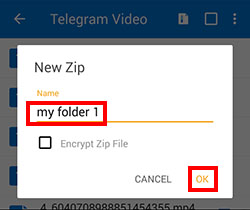 How to open ZIP file android iPhone and create, RAR extract app