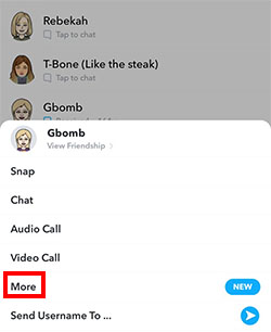How to block someone on Snapchat without them knowing, story