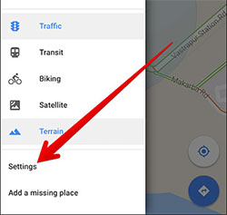 How to change language on google maps iPhone android ios voice