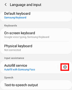 Change language Android keyboard, general tablet phone how to
